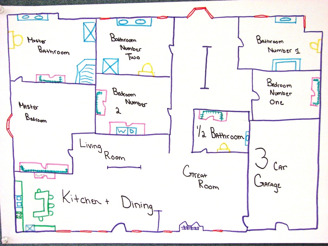 100 Area Of A Floor Plan Grade 6 Mrs Avery U0027s